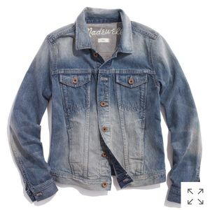 58% off Madewell Jackets & Blazers - Madewell Jean Jacket from ...